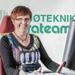 Grete Henriksen – Markedssjef