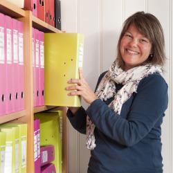 Anne Line Sætran – Kontor/økonomileder