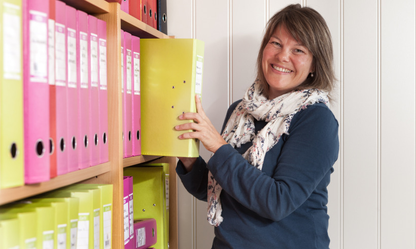 Anne Line Sætran – Kontorleder