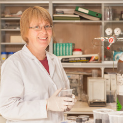 Anne Skotnes – HMS-leder og lab-ansvarlig