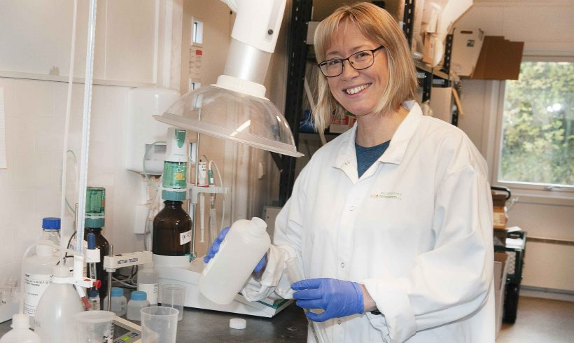 Hege Granaas – Laboratorieleder